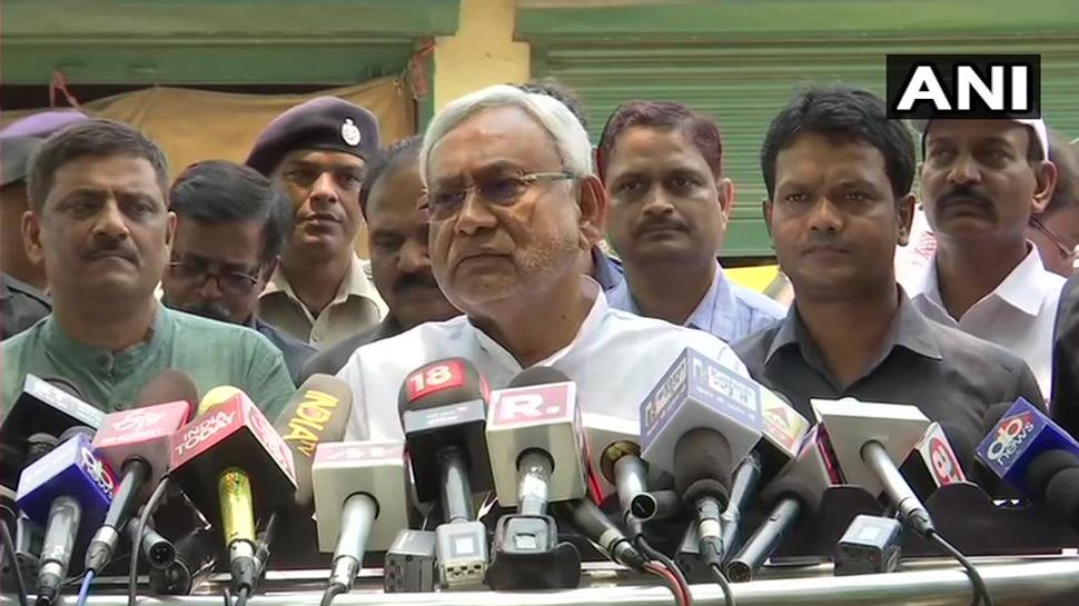 सरकार में BJP दे रही थी सांकेतिक भागीदारी, JDU को नहीं मंजूर : नीतीश कुमार