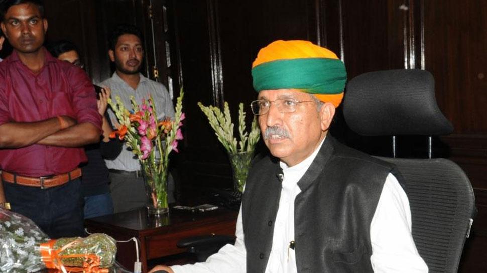 राजस्थान: पीएम मोदी के मंत्रीमंडल में अर्जुन राम मेघवाल बने संसदीय कार्य राज्य मंत्री