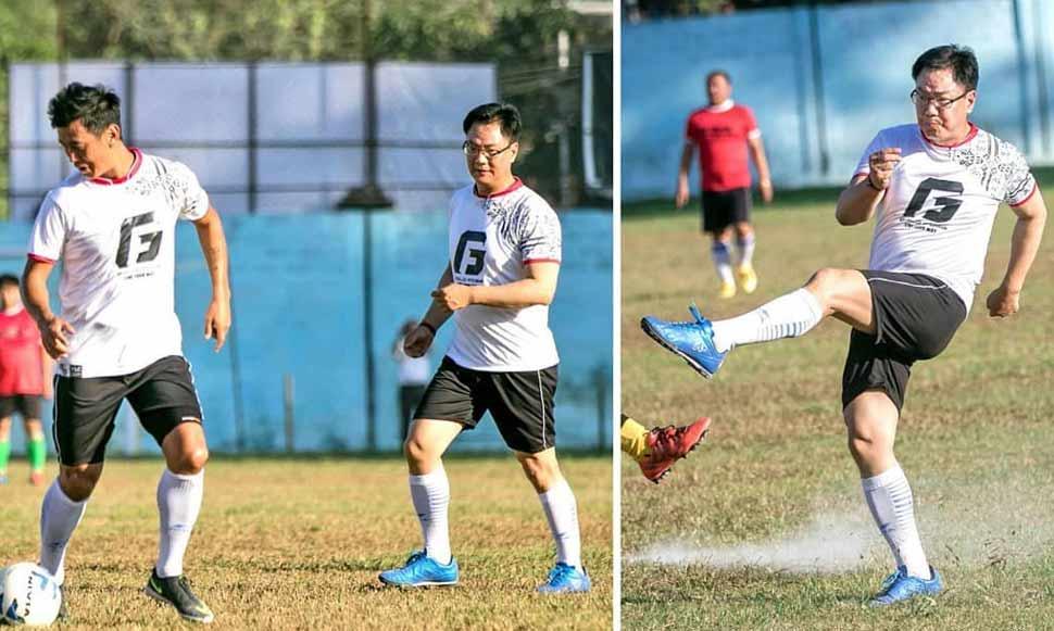 फिटनेस के मुरीद और स्कूली दिनों के खिलाड़ी किरेन रिजिजू होंगे नये खेलमंत्री