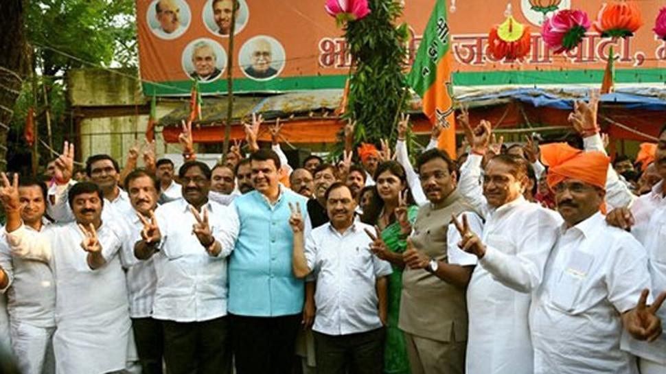 रावसाहेब दानवे के मंत्री बनने पर अब महाराष्ट्र बीजेपी को मिल सकता है नया अध्यक्ष