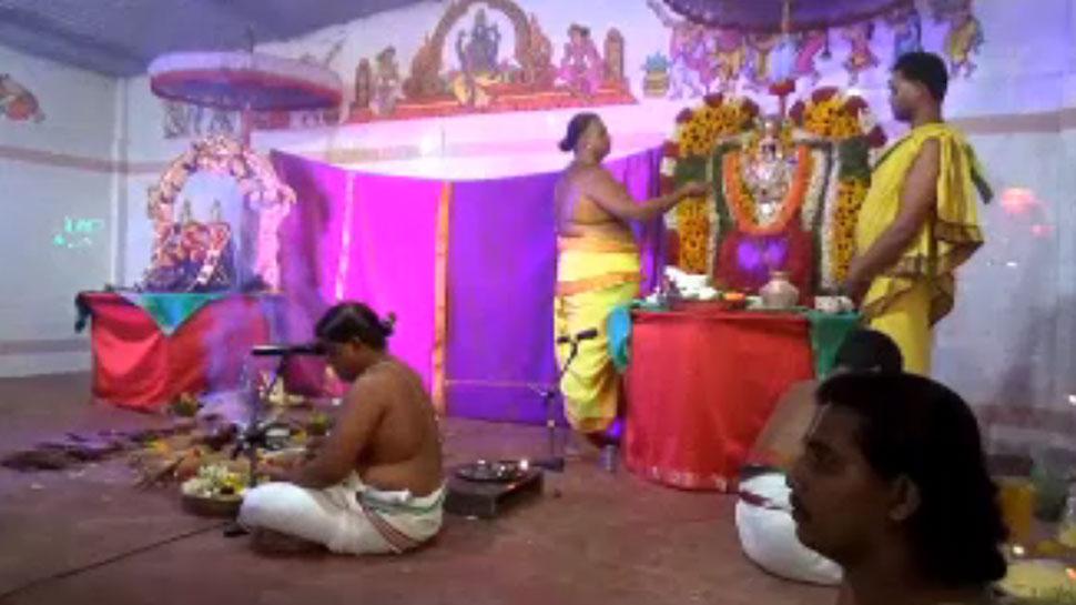 भगवान बालाजी के विवाह में हजारों श्रद्धालु हुए शरीक, पंचहनिका ब्रह्मोत्सव संपन्न