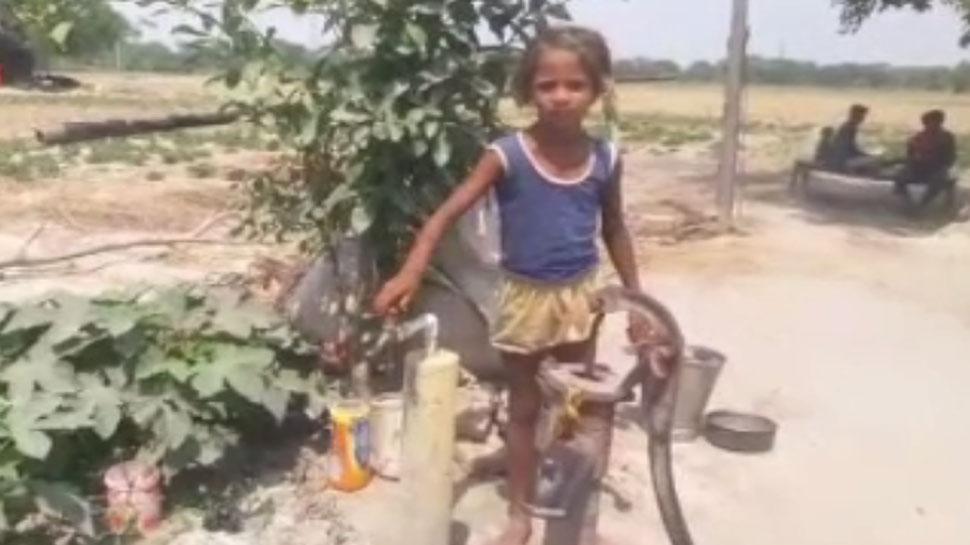 नीतीश कुमार की नल जल योजना हो रही है विफल, लोगों को नहीं मिल रहा पानी