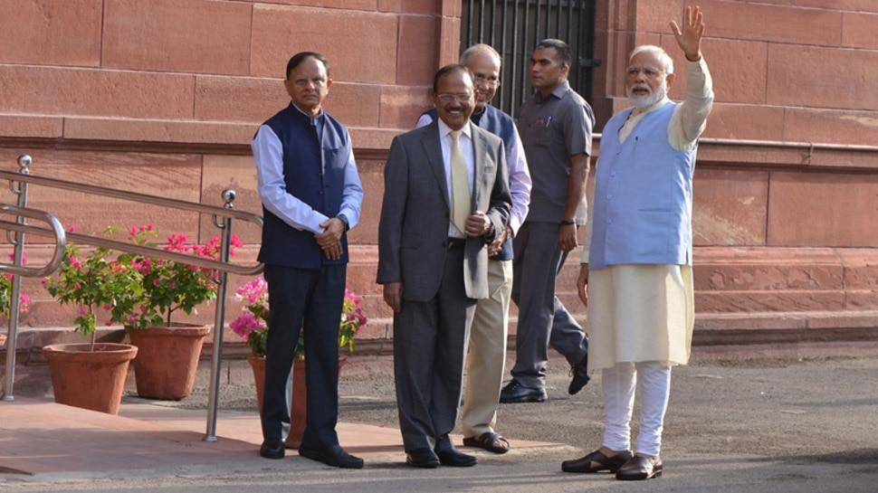 संसद का बजट सत्र 17 जून से, 5 जुलाई को पेश किया जाएगा बजट
