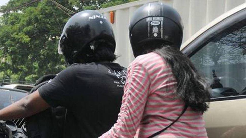 आज से दोपहिया वाहन चालकों को बिना हेलमेट के नहीं मिलेगा पेट्रोल