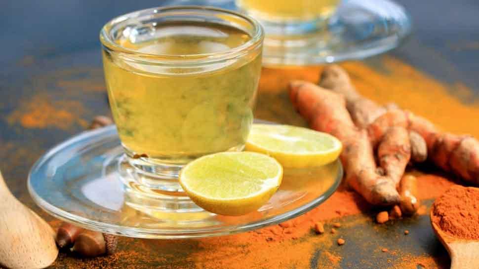 Empty stomach lemon consumption