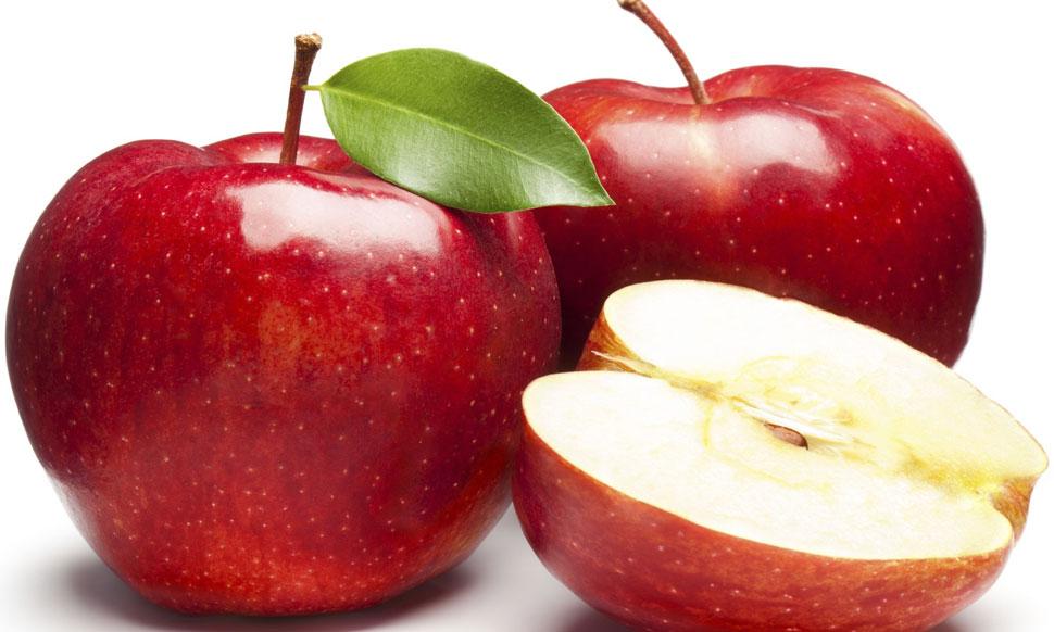Empty stomach apple
