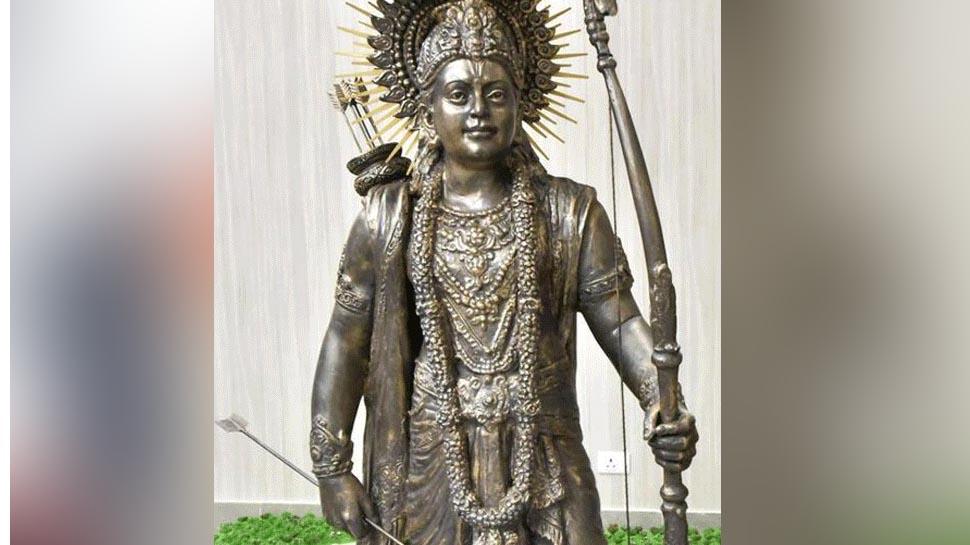 भगवान राम की मूर्ति चुराने वाला खुद ही लौटाने आया, बोला- चोरी के बाद आ रहे थे डरावने सपने