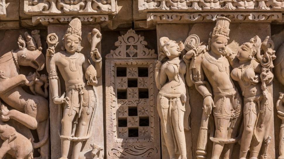 कामुक मूर्तियों की नगरी खजुराहो में दिखा नौतपा का असर, गर्मी से पर्यटन कारोबार हुआ ठप