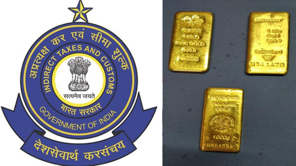 IGI AIRPORT: तस्करी के लिए जींस में सिलवाई खुफिया जेब, कस्टम ने बरामद किया 3 किलो सोना