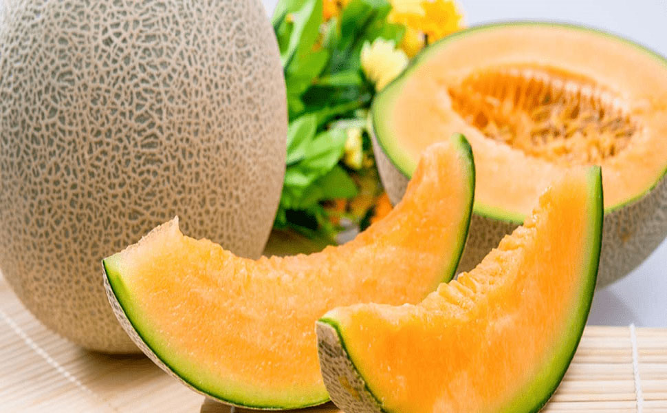 Lush melon for health