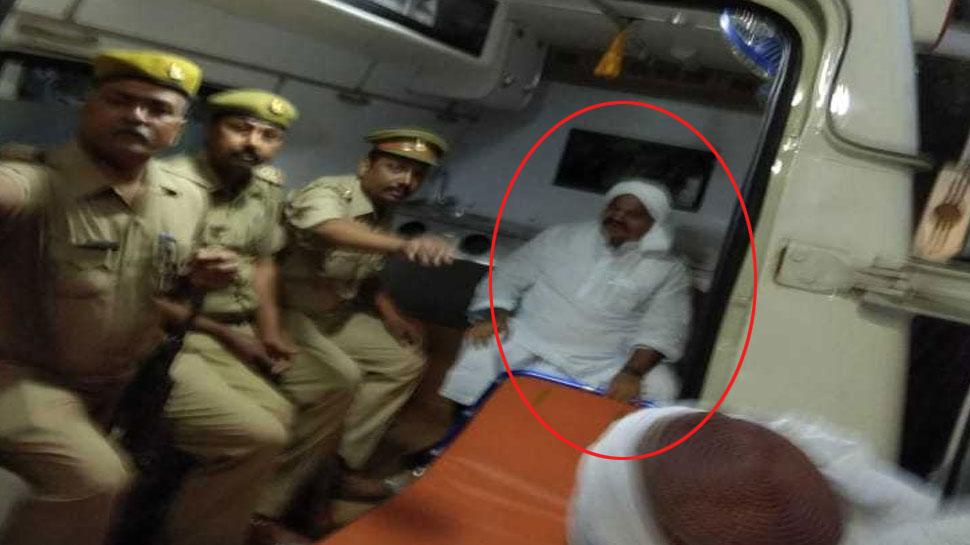 बाहुबली अतीक अहमद को नैनी जेल से साबरमती जेल किया गया शिफ्ट