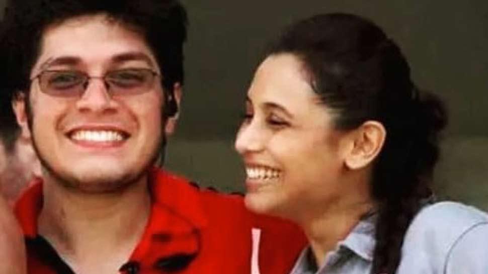 आमिर खान के बेटे जुनैद की रानी मुखर्जी के साथ फोटो हुई VIRAL, इस वजह से हैरान हैं एक्टर