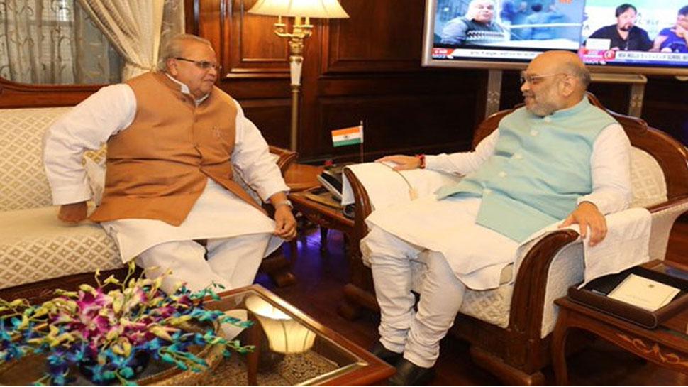 जम्मू कश्मीर में परिसीमन आयोग का गठन कर सकती है मोदी सरकार, बदलेगा सीटों का 'भूगोल'- सूत्र