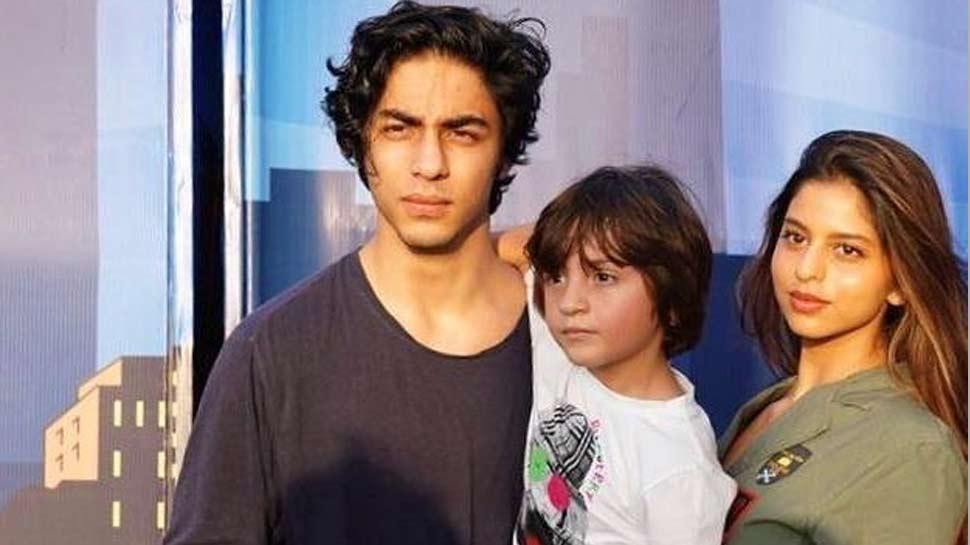 शाहरुख खान ने शेयर की अबराम के बर्थडे की प्यारी PHOTO, लिखा इमोशनल मैसेज