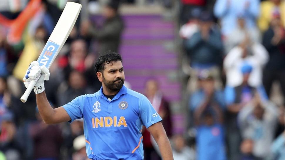 """नाबाद 122 रन बनाने के बाद भी रोहित शर्मा निराश, """"अपना स्वाभाविक खेल नहीं दिखा सका'"""