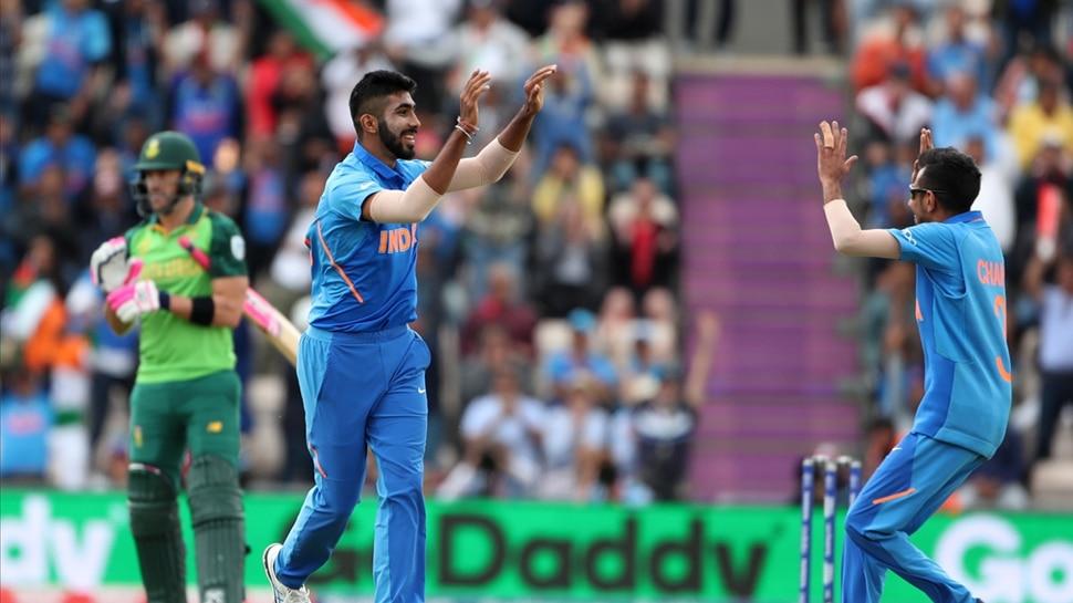 भारत को जीत दिलाने के बाद बोले बुमराह, 'विश्वकप में इससे बेहतर मेरा डेब्यू नहीं हो सकता'