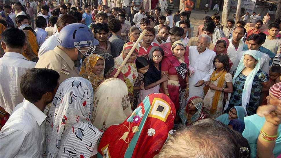 अलीगढ़ः 3 साल की बच्ची की हत्या के मामले में आरोपियों पर NSA लगाया गया