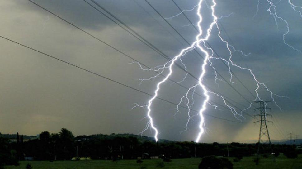 मध्य प्रदेश में बारिश ने मचाई तबाही, आकाशीय बिजली गिरने से 7 लोगों की मौत