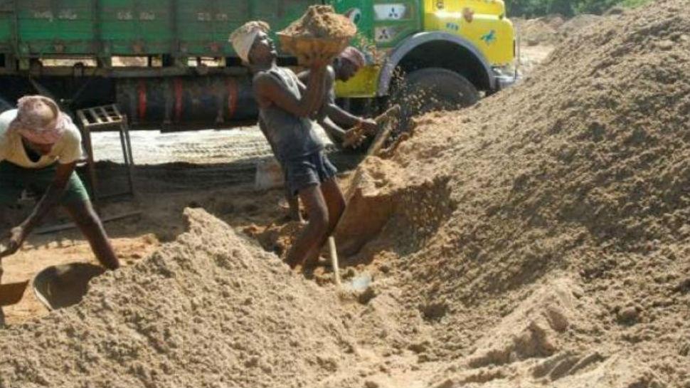 मध्य प्रदेशः उमरिया में जारी है अवैध रेत खनन, लगाम लगाने में नाकाम रहा प्रशासन