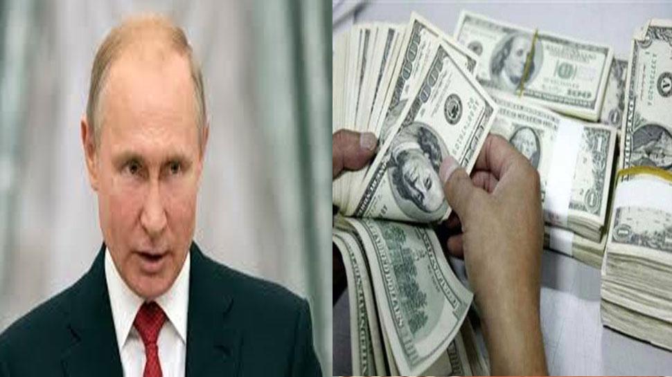 रूसी राष्ट्रपति पुतिन का आरोप, अमेरिका डॉलर के माध्यम से दुनिया पर बना रहा दबाव