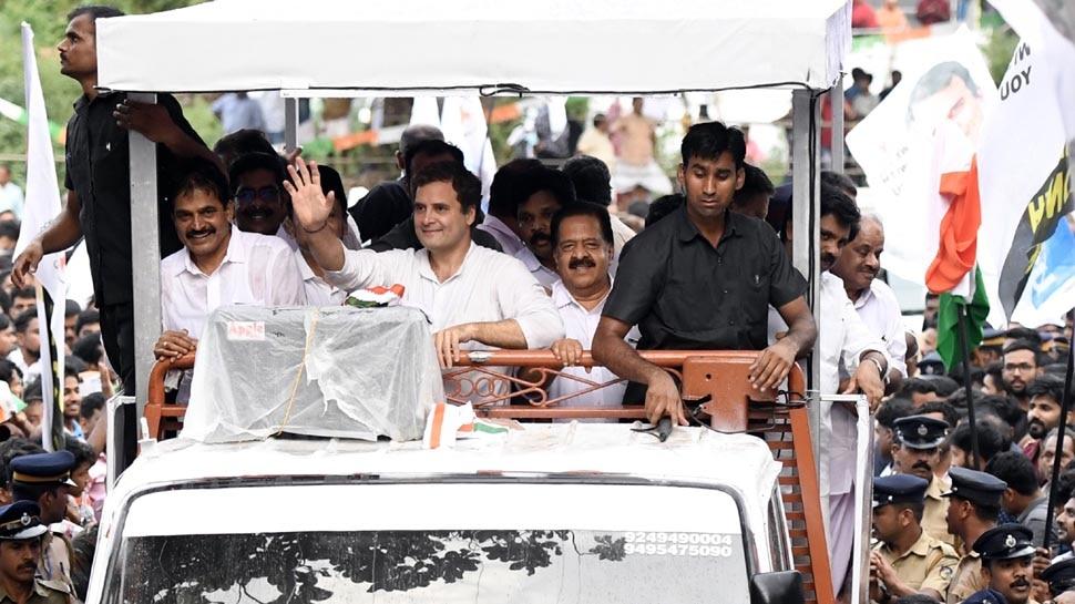 राहुल गांधी का पीएम मोदी पर आपत्तिजनक हमला, बोले- उनका चुनाव प्रचार जहर से भरा हुआ