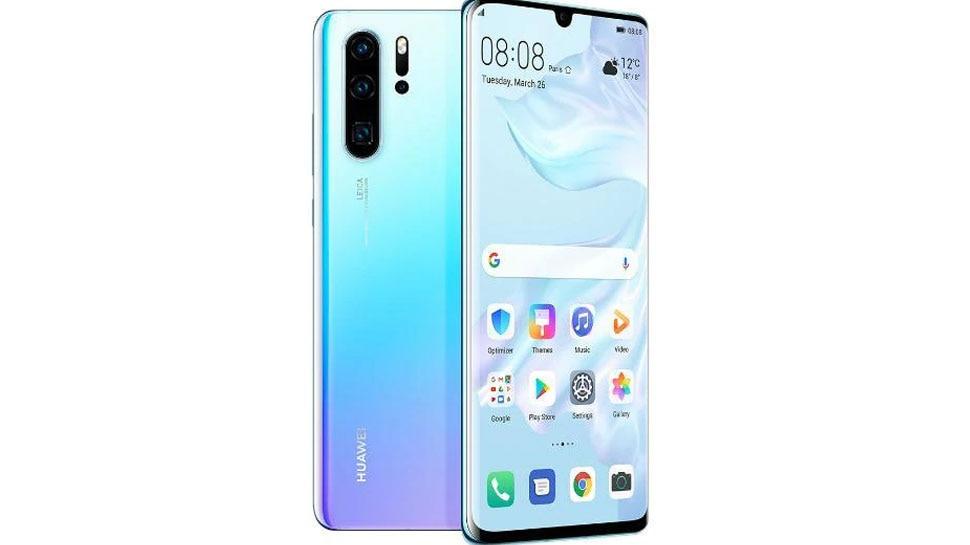 Huawei P30 का 12GB वेरिएंट होगा लॉन्च, जानें कीमत और फीचर्स