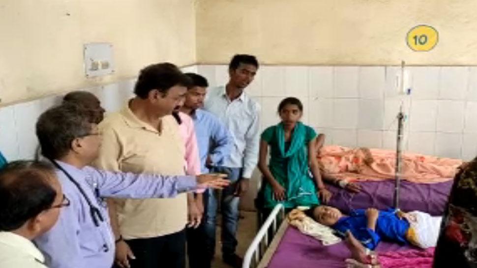बिहारः तिलक समारोह में लोग हुए फूड प्वाइजनिंग का शिकार, 35 बाराती बीमार