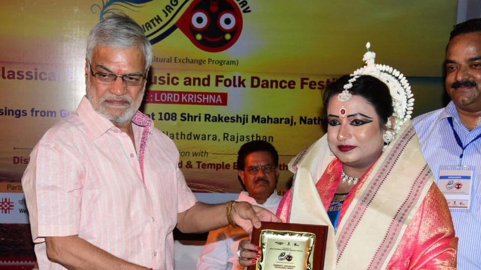 राजसमंद: श्रीनाथ जगन्नाथ उत्सव कार्यक्रम का हुआ आयोजन, नृत्य ने मोहा दर्शकों का मोह