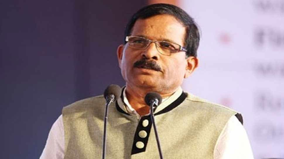 Shripad Naik said sent proposal to HRD Ministry include yoga in ...