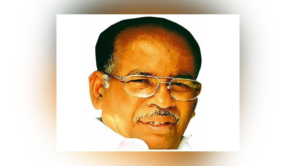 पुदुचेरी के पूर्व मुख्यमंत्री आर वी जानकीरमन का निधन, सीएम ने जताया शोक