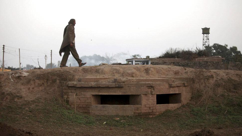 पाक सीमा से सटे गांवों के हर घर में बनेंगा बंकर, राज्य सरकार लेकर आई है योजना