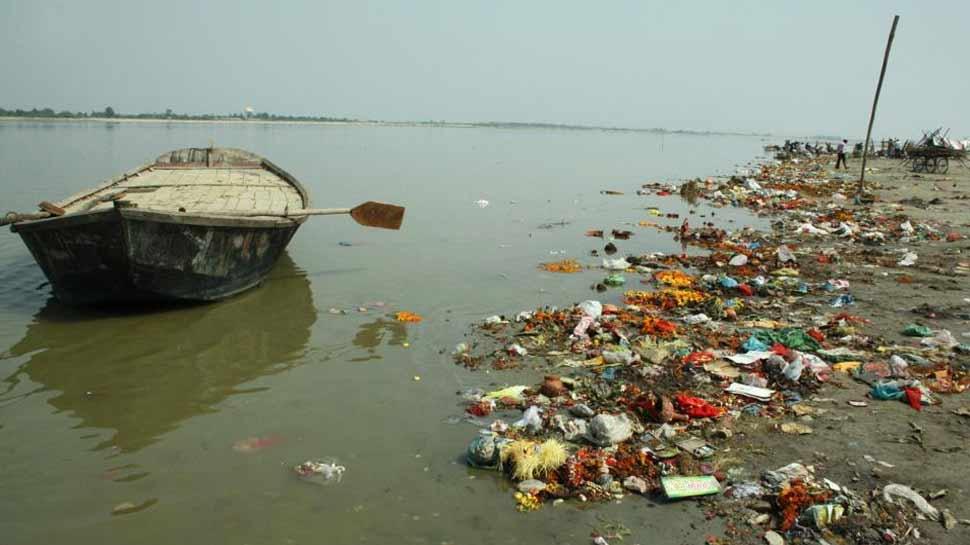 कानपुर से फतेहपुर के बीच सबसे ज्यादा गंदी हो रही गंगा, CPCB ने लगाई UP सरकार को फटकार