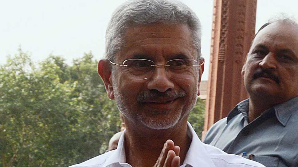 विदेश मंत्री जयशंकर ने रवाना किया कैलास मानसरोवर यात्रा के लिए यात्रियों का पहला जत्था