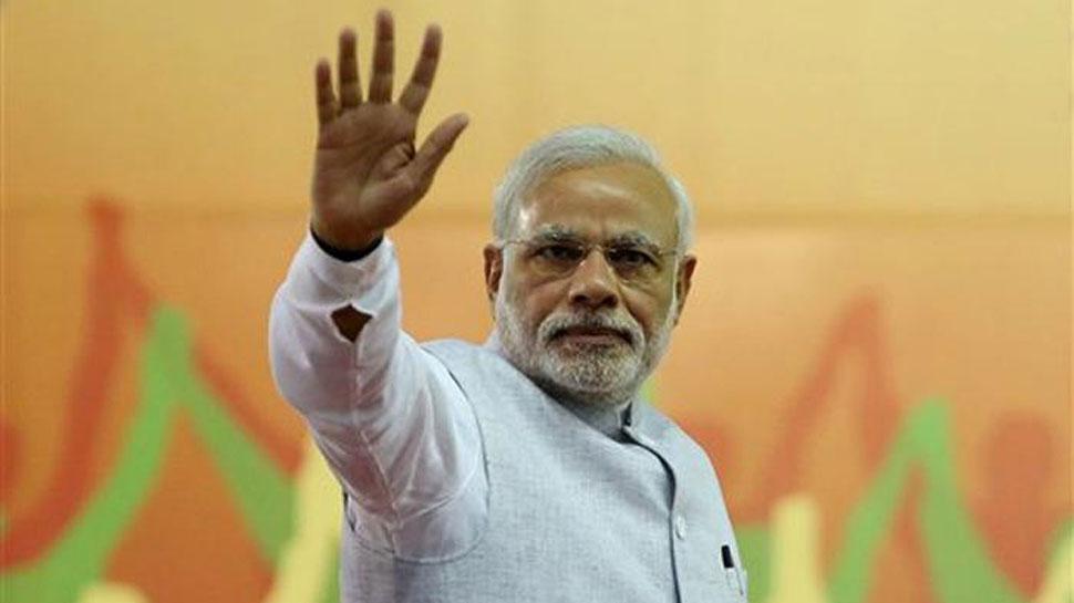 तीन राज्यों के राज्यपाल ने प्रधानमंत्री नरेंद्र मोदी से की मुलाकात
