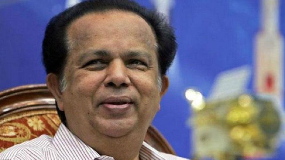 ISRO के पूर्व चीफ का दावा- यूपीए सरकार ने चंद्रयान-2 भेजने में की देरी