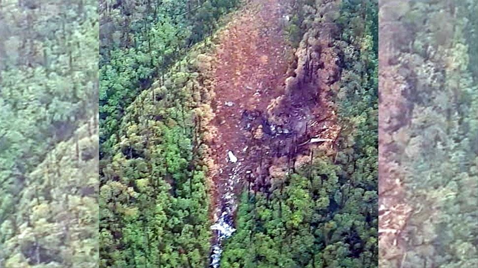 खराब मौसम के कारण AN-32 विमान के दुर्घटना वाली जगह पर नहीं पहुंच सका बचाव दल