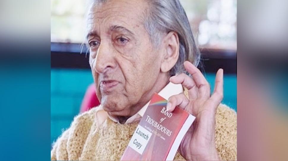 भारतीय मूल के लेखक अहमद इस्सोप का निधन, शेक्सपियर के साहित्य को लोकप्रिय बनाने में थे अहम