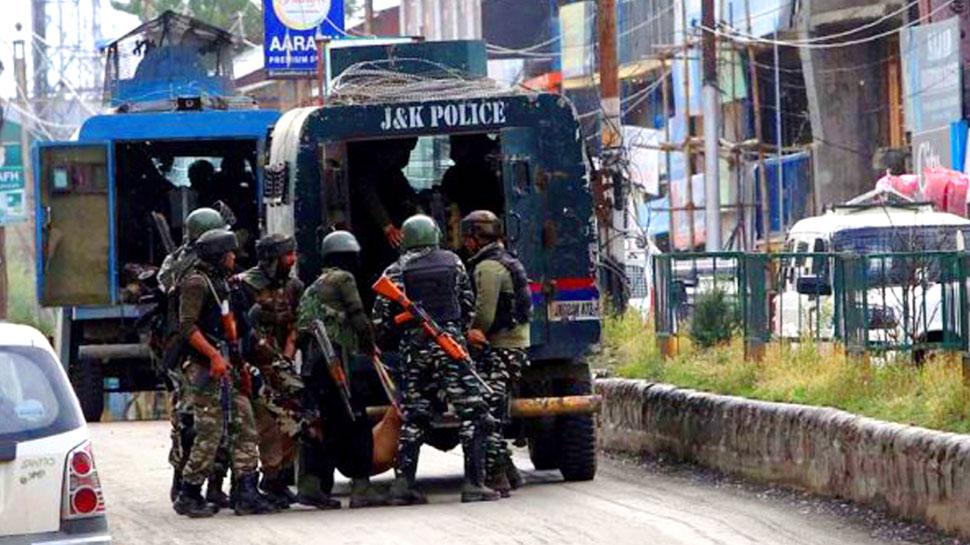 जम्मू-कश्मीर: CRPF डीजी ने गृह सचिव को दी अनंतनाग आतंकी हमले की जानकारी, जारी है वीडियो की जांच