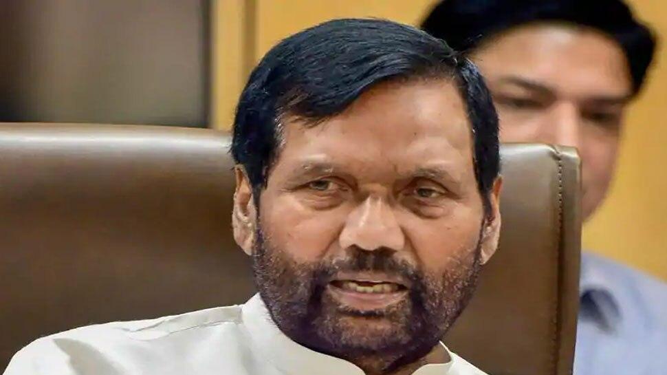 रामविलास पासवान की पार्टी LJP में टूट, बागी नेताओं ने बनाई अलग पार्टी