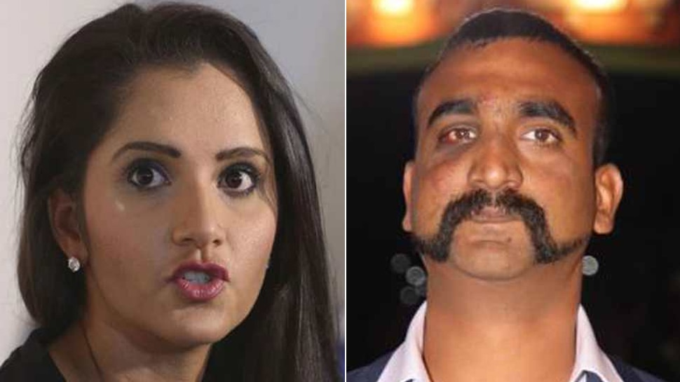 पाकिस्तानी TV पर विंग कमांडर अभिनंदन को लेकर चले विवादित विज्ञापन, भड़कीं सानिया मिर्जा, कहा...