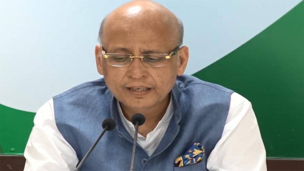 गुजरात से राज्यसभा की रिक्त दोनों सीटों पर एक साथ हों चुनाव: कांग्रेस