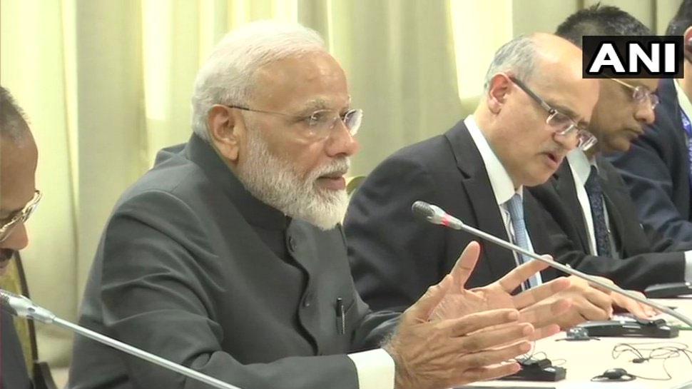 PM Narendra Modi Thanks Vladimir Putin