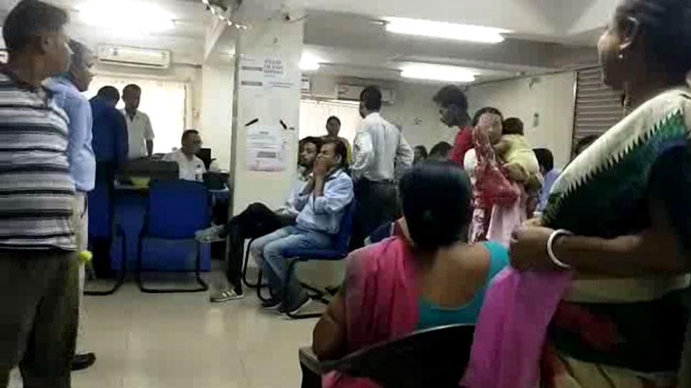गुवाहाटी में NRC की ड्यूटी में तैनात 2 कर्मचारी रिश्वत लेते रंगे हाथ धरे गए