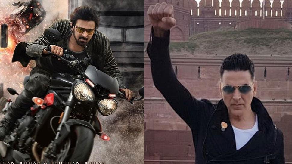 खिलाड़ी अक्षय कुमार देंगे 'साहो' को टक्कर, नहीं बदली जाएगी 'मिशन मंगल' की रिलीज डेट