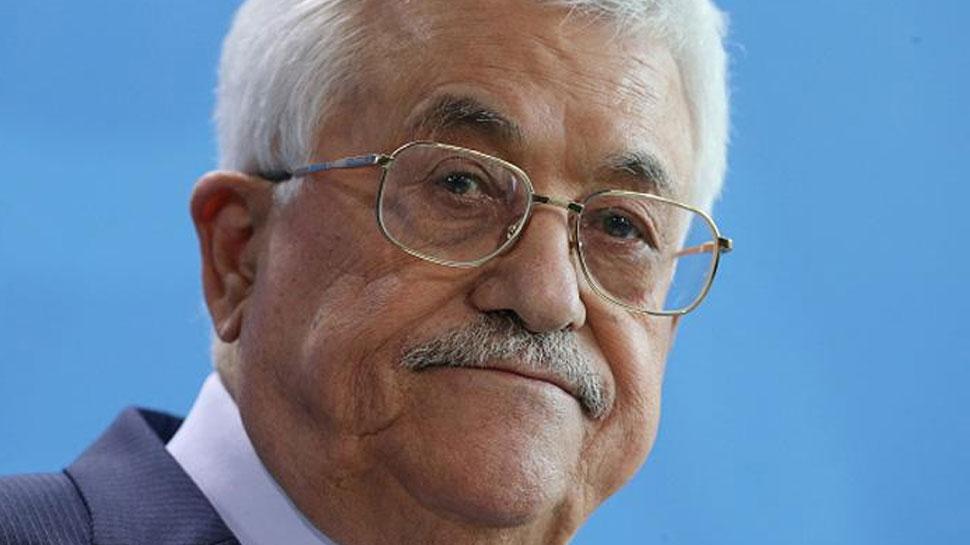 फलस्तीन के राष्ट्रपति महमूद अब्बास ने भारतीय को 'स्टार ऑफ यरुशलम' से किया सम्मानित