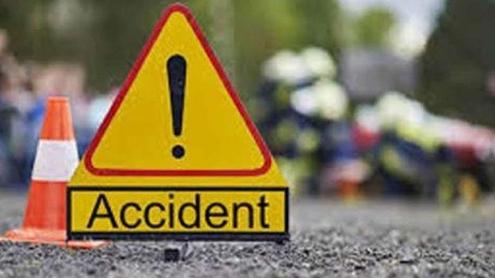 जालौन में दर्दनाक सड़क हादसा, दूल्हा समेत 4 की मौत, 4 गंभीर रूप से घायल