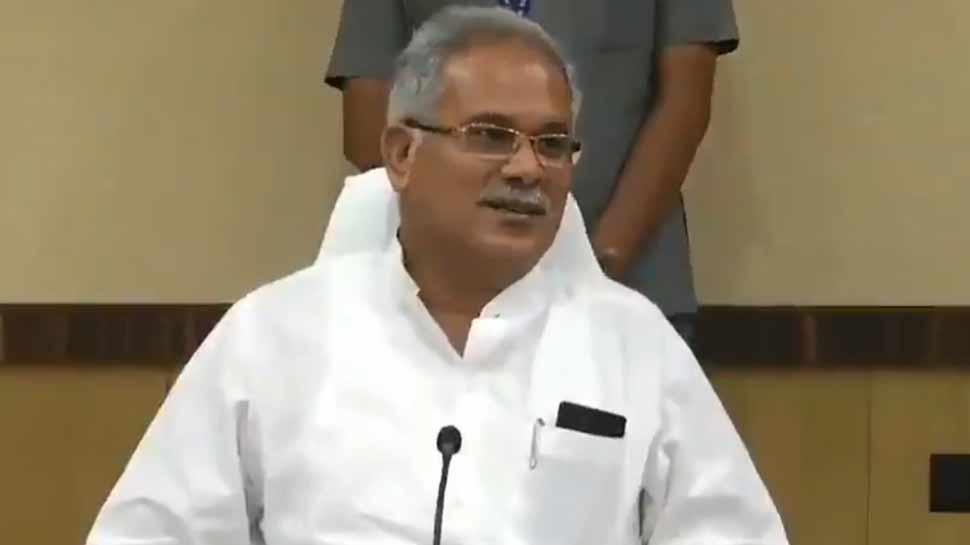 बिजली कटौती वीडियो मामला: CM भूपेश बघेल बोले, 'हटाया जाएगा राजद्रोह का केस'
