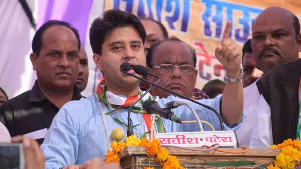 ज्योतिरादित्य सिंधिया बोले, 'UP में विधानसभा चुनाव अपने दम पर लड़ेगी कांग्रेस'