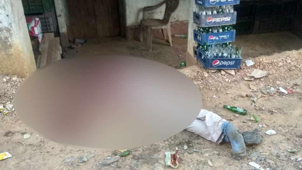 झारखंड: नक्सली हमले में 5 पुलिसकर्मी शहीद, घात लगाकर की अंधाधुंध गोलीबारी