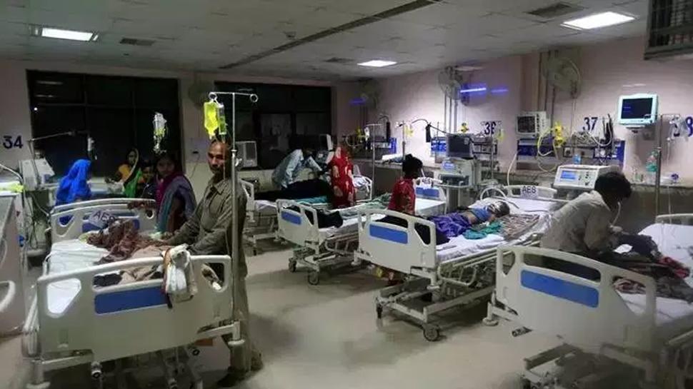 बिहार में बच्चों की मौत का आंकड़ा 63 पहुंचा, अस्पतालों में बेड तक देने में सरकार नाकाम